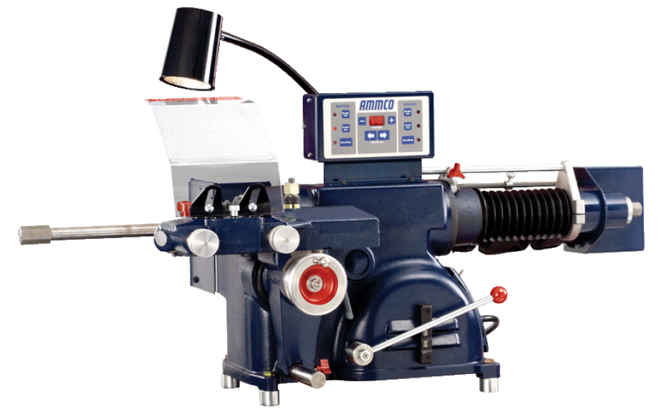 AMMCO® Brake Lathe 4000E Combination Disc and Drum