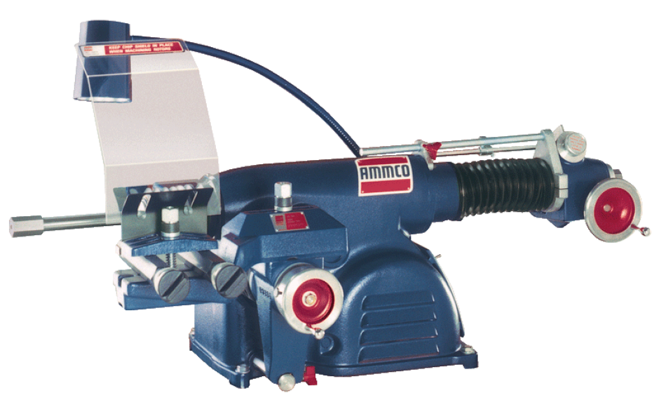 AMMCO® Brake Lathe 4100B Combination Disc and Drum